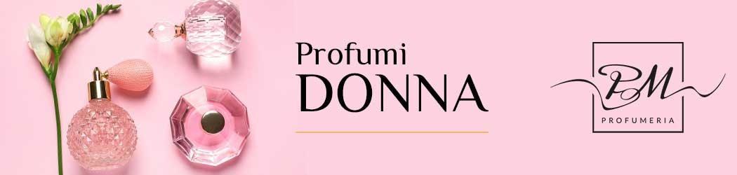 PMProfumeria, Profumi da donna online, sconti e offerte
